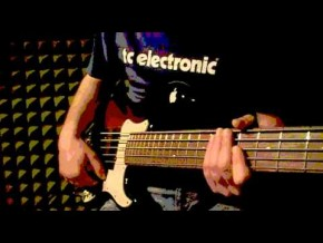 Simone Vignola | Bass Loop Jam (Tc Helicon V-Loop)