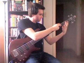Bass Solo Tapping Shredding - Shane Lentz