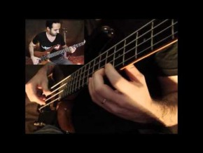 Wait for Sleep (Dream Theater) bass solo version by Davi Motta