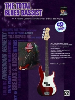 The Total Blues Bassist