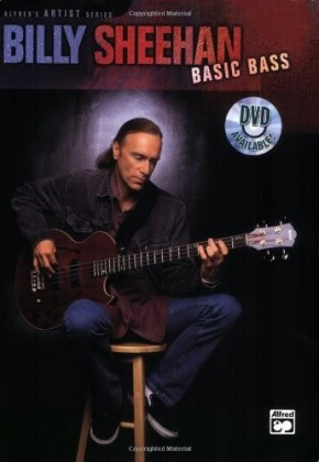 Basic Bass - Billy Sheehan
