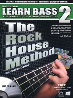 Learn Bass 2 - The Rock House Method