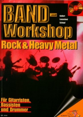 Band-Workshop: Rock & Heavy Metal