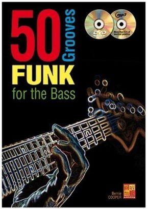 50 Funk Grooves For The Bass