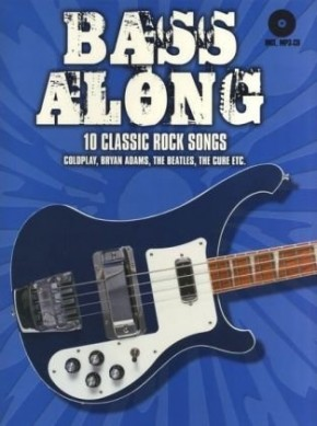 Bass Along 1 - 10 Classic Rock Songs