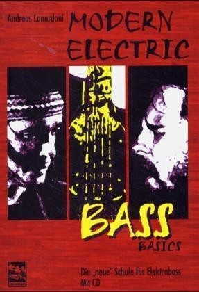 Modern Electric Bass 1 - Basics
