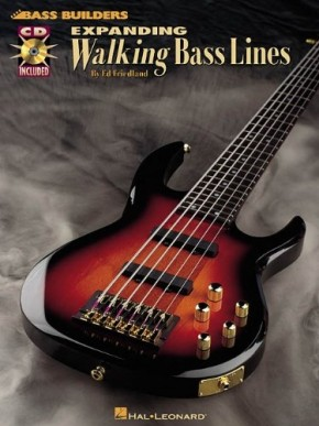 Expanding Walking Bass Lines