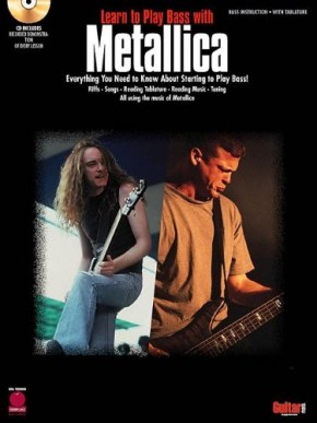 Learn to Play Bass with Metallica