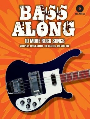 Bass Along 2 - 10 More Rock Songs