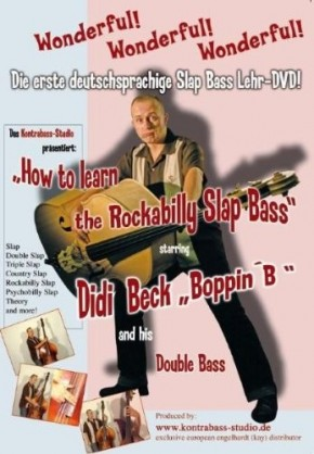 How to learn the Rockabilly Slap Bass