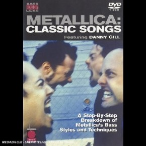 Metallica - Classic Songs - Bass Guitar [UK Import]