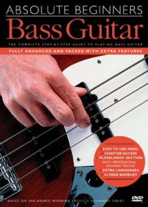 Absolute Beginners - Bass Guitar [UK Import]