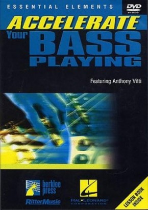 Accelerate Your Bass Playing [UK Import]