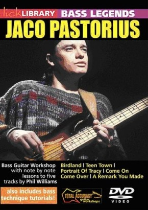 Jaco Pastorius - Bass Guitar [UK Import]