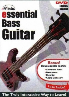 Essential Bass Guitar [UK Import]