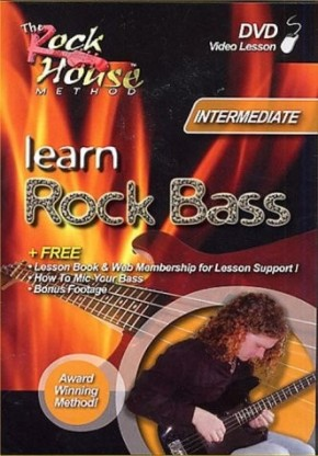 Learn Rock Bass - Intermediate [UK Import]