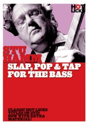 Stu Hamm - Slap, Pop & Tap for the Bass