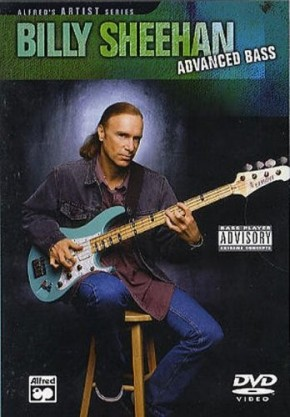 Billy Sheehan - Advanced Bass [UK Import]