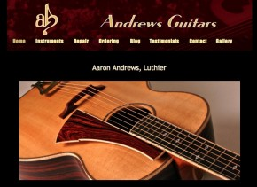 Andrews Guitars
