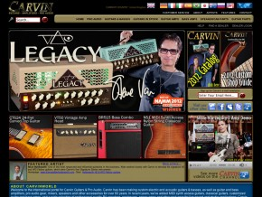 Carvin Guitars & Pro Audio