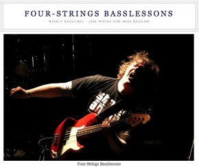 Four-Strings Basslessons