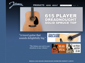 Johnson Guitars