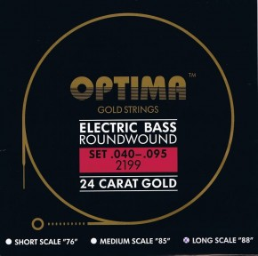 Optima Gold Strings