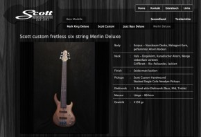 Scott Bassguitars