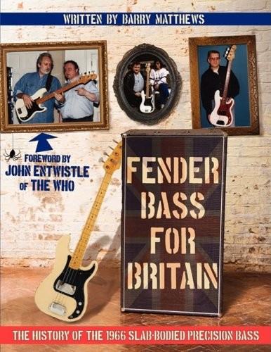 Fender Bass for Britain