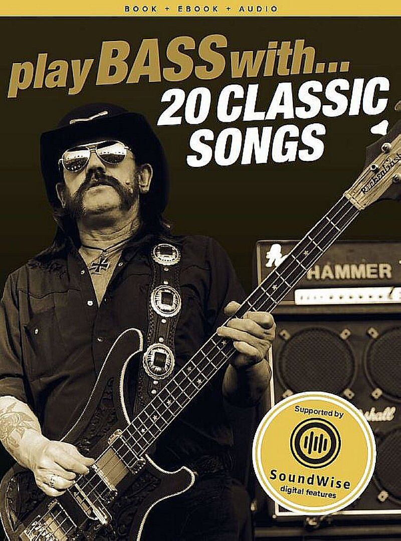Play Bass With 20 Classic Songs 9781785586002 · 1785586009