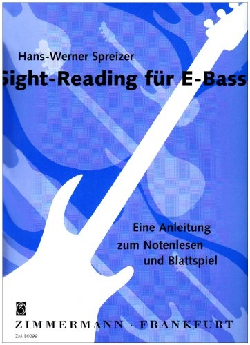 Sight-Reading für E-Bass
