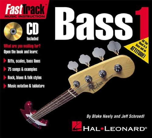 Fasttrack Mini Bass Method - Book 1