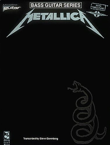 Metallica: Black for Bass