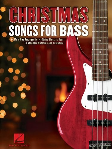 Christmas Songs for Bass