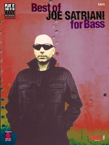 Best of Joe Satriani for Bass