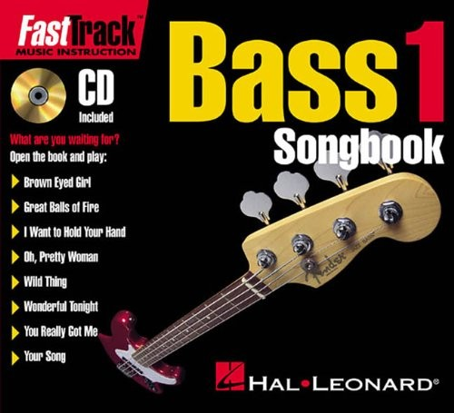 Fasttrack Mini Bass Songbook 1 - Level 1