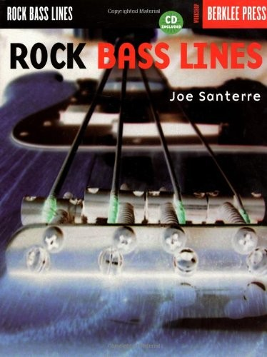 Rock Bass Lines. E-Bass, Tabulatur