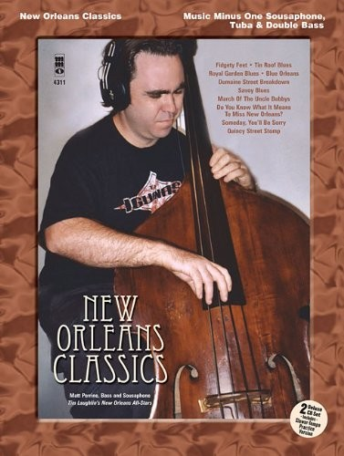 New Orleans Classics: For Double Bass