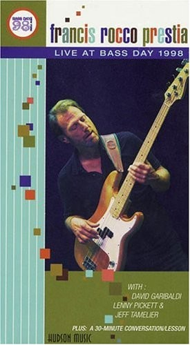 Francis Rocco Prestia: Live at Bass Day '98
