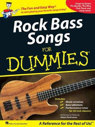 Rock Bass Songs for Dummies