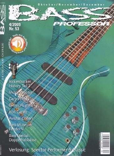 Bass Professor