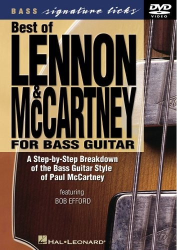 The Best Of Lennon And McCartney For Bass Guitar [UK Import]