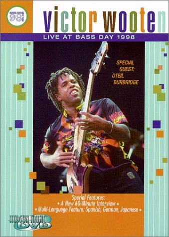 Victor Wooten - Live At Bass Day [UK Import]