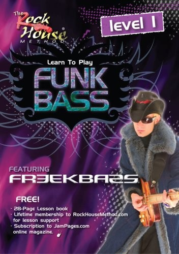 Learn to play Funk Bass feat. Freekbass - Level One