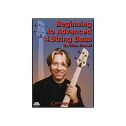 BEGINNING TO ADVANCE 4 STRING BASS [UK Import]