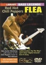 Phil Williams - Lick Library, Bass Legends, Flea [UK Import]