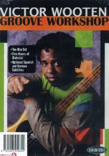 Victor Wooten - Groove Workshop: Lehr-DVD für Bass