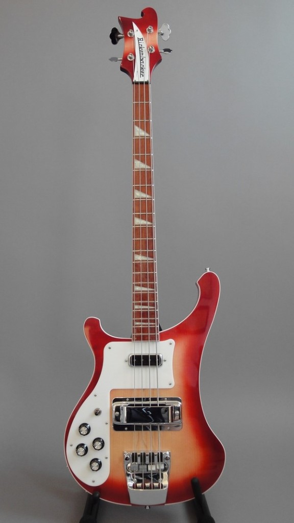 """NEW"" LEFTHAND Rickenbacker 4003 FG - Price Reduction!"