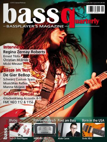 bass quarterly - BASSPLAYER'S MAGAZINE