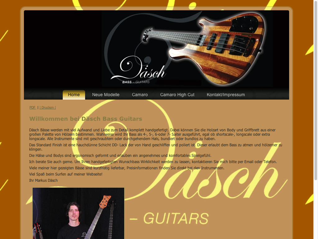 Däsch Bass Guitars